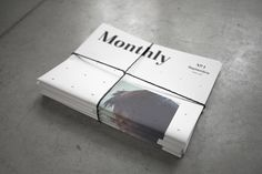 Monthly Barber Shops Brand Identity on Behance