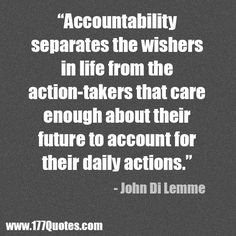 Accountability Quotes 89 Best Accountability Quotes images in 2019 | Thinking about you  Accountability Quotes