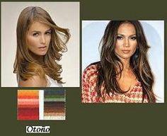 Color del vestido según el tono de piel