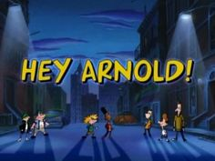 "You've probably heard by now that Hey Arnold is returning with a two-part animated TV movie. | Here's Our First Look At The ""Hey Arnold"" Reboot"
