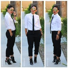 "Menswear Look Inspired by Oxygen's ""The Face"" - Mimi G Style"