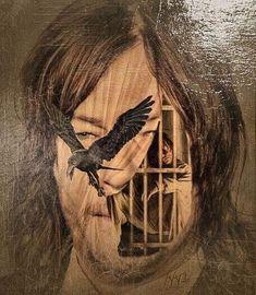 Lisa S, Dead Inside, Stuff And Thangs, The Walking Dead, Caricature, Fan Art, Hair Styles, Artwork, Pictures