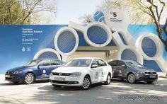 Trofeo Conde de Godó de Tenis, patrocinio de Volkswagen Jetta Hybrid