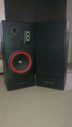 #Cerwin #Vega. My #speakers