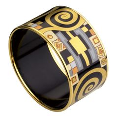 ETERNAME LUNE CUFFS AND BRACELETS | Frey Wille Klimt-inspired Diva bangle - Women's Jewellery - How To ...