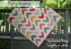 Flying Arrows Quilt « Moda Bake Shop