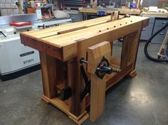 "2'x6' by 38"" tall Workbench"