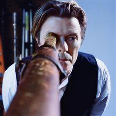 Les Inrocks - Diaporama : une expo saisissante sur David Bowie à Paris