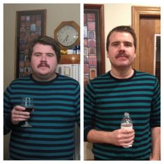 38 Best Before After Alcohol Pix Images Drinks Alcohol Quit