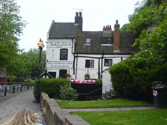 The Trip to Jerusalem - Britain's  Oldest Pub, dating back to 1189 / Nottingham, England