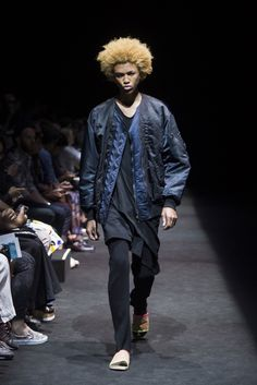 Facetasm - Spring 2016 Menswear - Look 18 of 33