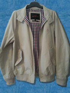 Giacca Ben Sherman originale Harrington taglia M - giacca mod oi - Bomber jacket