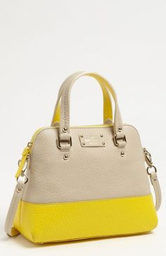 kate spade new york 'grove court - maise'  satchel available at #Nordstrom