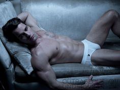 Some more great photos for 2012 of Thierry Pepin showing off Gregg Homme underwear. Underwear, Men's Undies, Sexy Gay Men, Men Lie, Canadian Models, Perfect Legs, Muscular Men, Attractive Men, Good Looking Men