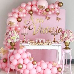 Best Baby Shower Ideas To Celebrate Mother Candidate 2019 – Page 29 of 42 baby shower ideas; baby shower ideas for boys; Deco Baby Shower, Baby Girl Shower Themes, Girl Baby Shower Decorations, Baby Shower Princess, Baby Shower Balloons, Balloon Decorations, Shower Party, Baby Shower Parties, Birthday Decorations