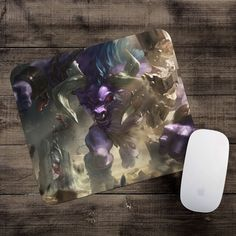 Classic Alistar Mousepad League of Legends mouse pad LoL gamer playmat #UnbrandedGeneric