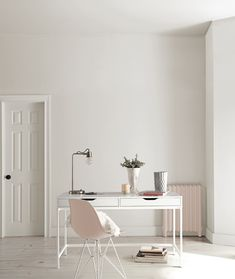 Soft Focus Curated Color Palette - 2019 Color Trends by Behr Paint Decor, Pink Paint Colors, White Wood Floors, Wall Colors, Home Decor, Dark Interiors, Boho Interior, Behr Colors, House Colors