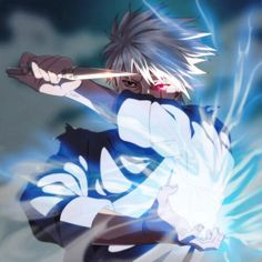 My Favorite Sensei in the world. Kakashi sensei.