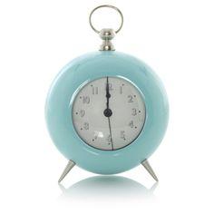 Retro alarm clock by George