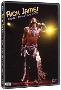 272 best rick james the prince of funk images on pinterest rick rick james super freak live 1982 rick james movies tv fandeluxe Choice Image
