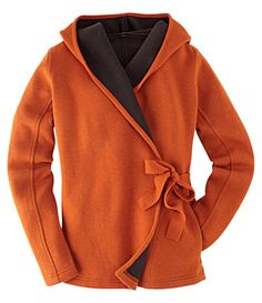 Wrap-It-Up Hooded Sweater