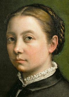 Sofonisba de Anguissola, artist of the Renaissance. The only woman who has works exhibited at El Prado Museum