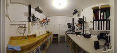 Small darkroom