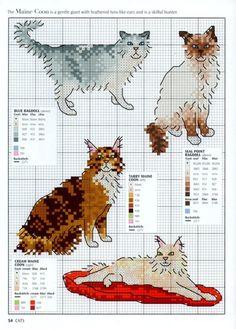 Cat Маленькие схемки 4 - bangel98