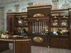 Luxusní italské kuchyně vyráběné na míru od firmy Arca. Více na: http://www.saloncardinal.com/arca-3bb