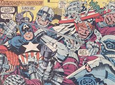 Captain America #196 by Jack Kirby