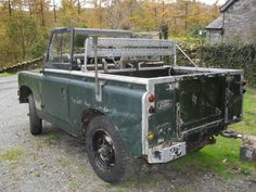 "Fantastic original Land Rover 88"" FFR Mk8 For Sale (1965)"