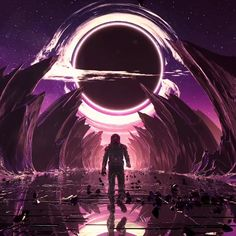 ➡️Hit Like ❤️ ➡️Comment 💬 ➡️Mention your friends👥 ➡️Tu. by _ UNiverse Space Artwork, Space Drawings, Interstellar, Animes Wallpapers, Live Wallpapers, Fantasy Concept Art, Fantasy Art, Arte Do Sistema Solar, Cyberpunk Aesthetic