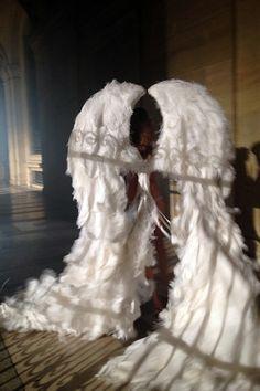 Victoria Secret angel wings