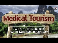"""The problem with """"medical tourism"""" with Dr. Denton Watumull"""