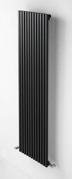 D-Line vertical in matt black
