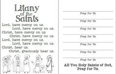 109 best All Saints Day images on Pinterest | Catholic crafts ...