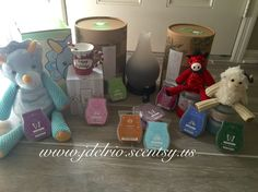 Look what you can get for FREE when you host a Scentsy Party! www.facebook.com/Jennifer Del Rio - Scentsy