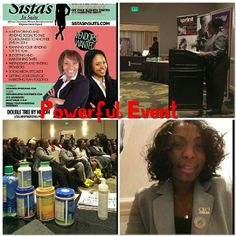 @shaney Vandiver Such a powerful event. To be surrounded by professional sistas that are ready to take their businesses to the next level! Success can be contagious received powerful nuggets yesterday #sistasinsuits #Sunday #inspiration #blackgirlsrock #business #money #nextlevel #youngevity #CEO #network