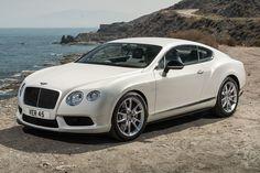 Bentley Continental GT V8 S #car #bentley