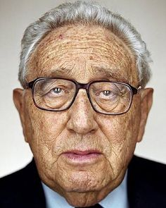 Kissinger by Martin Schoeller