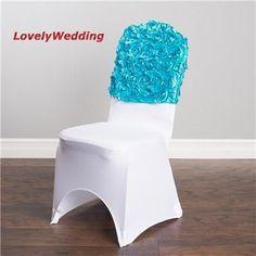3D rosette chair cap