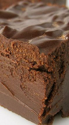 Salted Motown Fudge