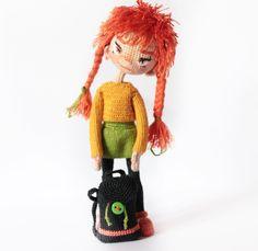 #amigurumi #amigurumilove #doll #girl #bestoftheday #instacool #nofilter #followback #flowers #sun #fun #ganchillo #häkeln #ginger…