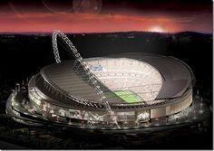 New Wembley de Norman Foster: la perfección hecha estadio. | diariodesign.com