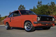 1971 Datsun 1200GX California Survivor For Sale Front