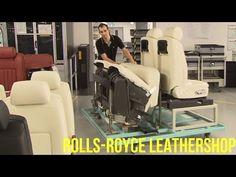 (2) Rolls-Royce Production (Leathershop) - YouTube