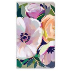 Violet Floral Zippered Planner By Recollections™