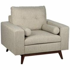 Amazon.com - Chile Kenora Mid-Century Modern Armchair