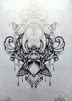 scarab_by_werwolfspirit429-d58n9iz.jpg (900×1260)