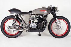 Honda CB500 By Kott Motorcycles    ♠ http://milchapitas-kustombikes.blogspot.com/ ♠